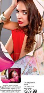 en fragancias millanel sj está melek el perfume femenino exclusivo de la marca