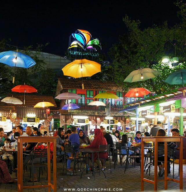 Festival Kuliner Nusantara di Sumarecon Mall Bekasi 2018