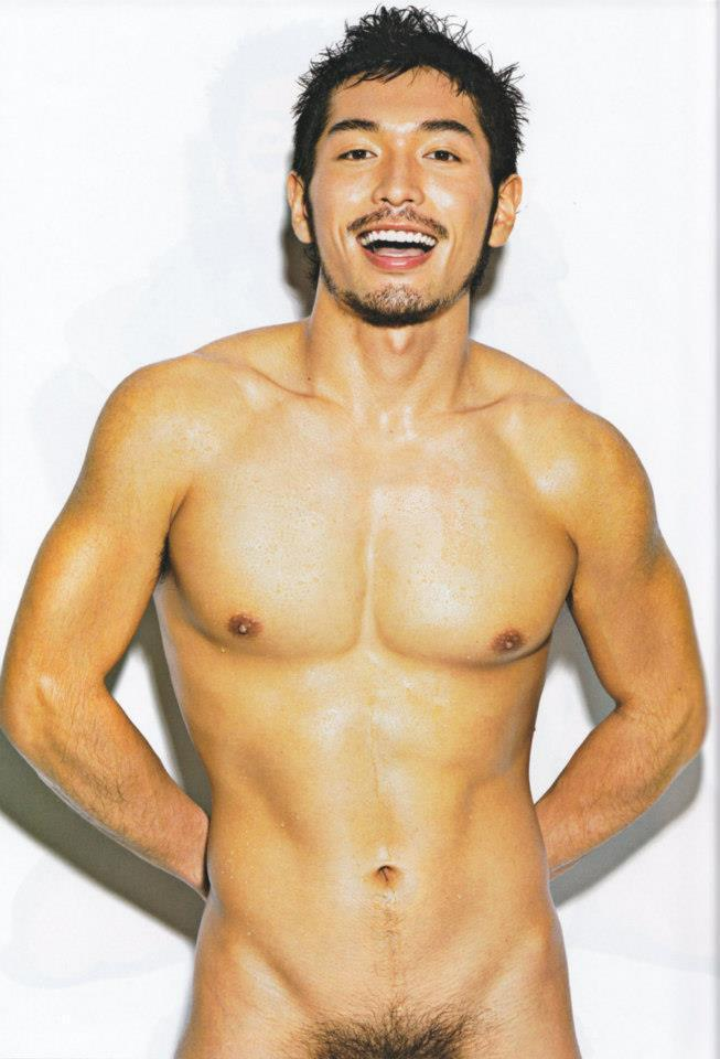 Japanese gay porn actor