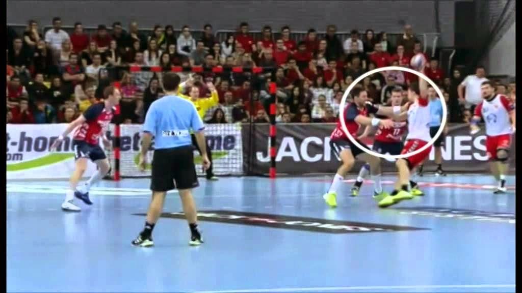 Duras acusaciones del Vardar a pareja arbitral y EHF | Mundo Handball