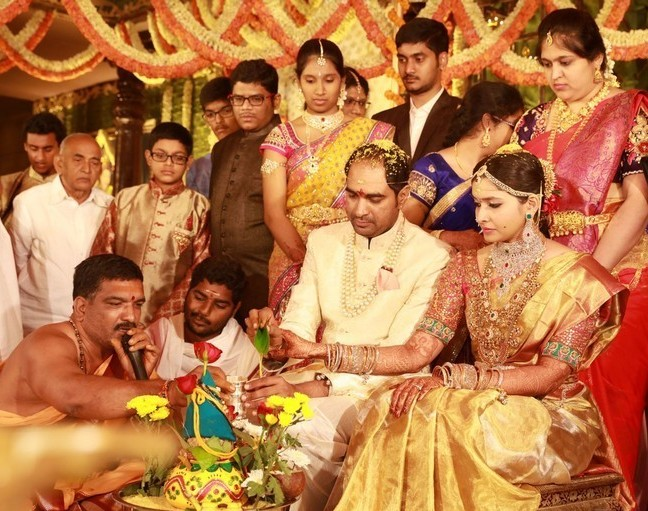 Krish Ramya Wedding Gallery