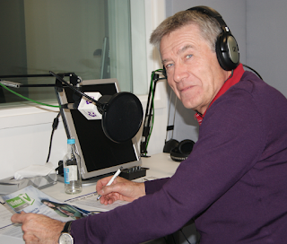 Tiff Needell, Radio, Good Garage Scheme, recording, interviews
