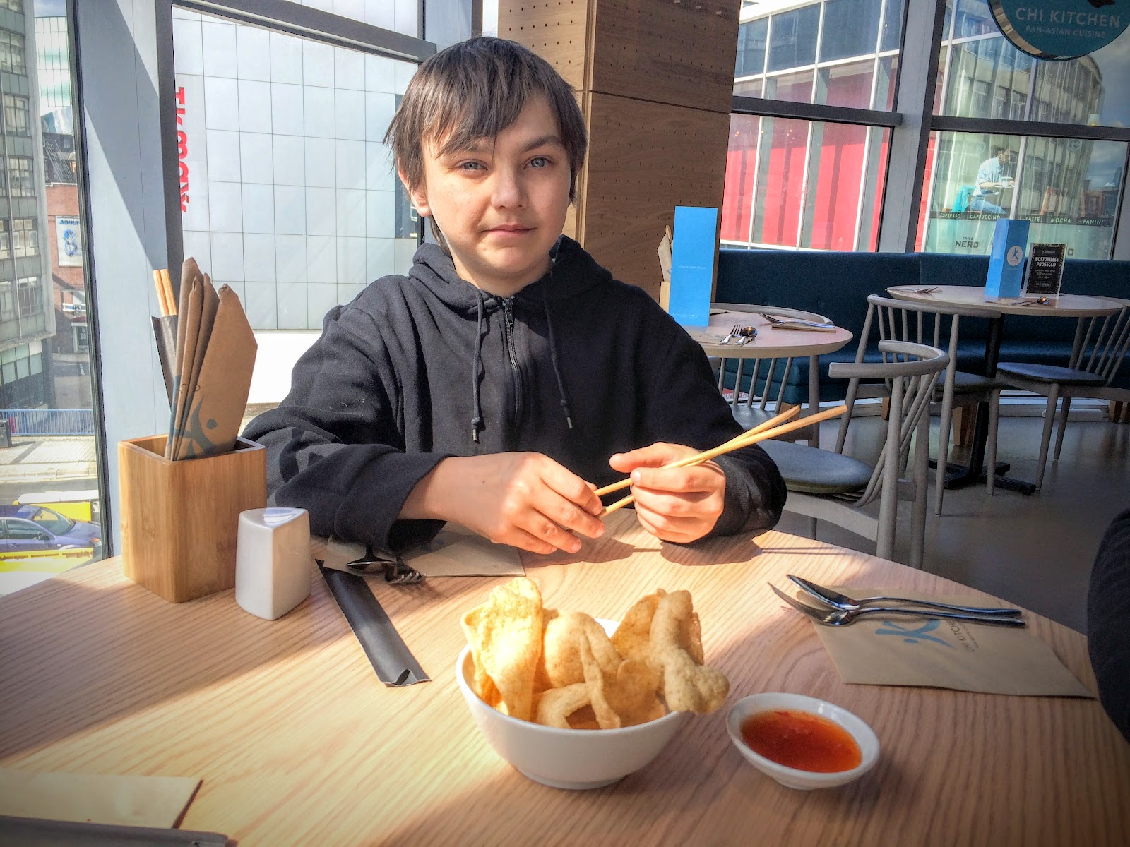 , Birmingham Part 2: Pan Asian Cuisine at Chi Kitchen