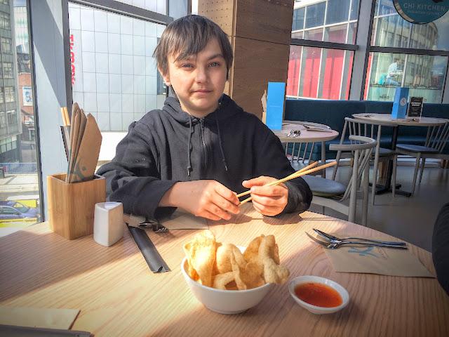 Chi Kitchen, Pan Asian Cuisine, The Bullring, Birmingham