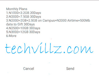data price hike in nigeria