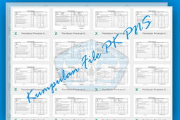 Kumpulan Aplikasi Penilaian Prestasi Kinerja PNS Lengkap