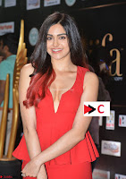 Adah Sharma in Red Deep Neck Spicy Gown ~  Exclusive 59.jpg