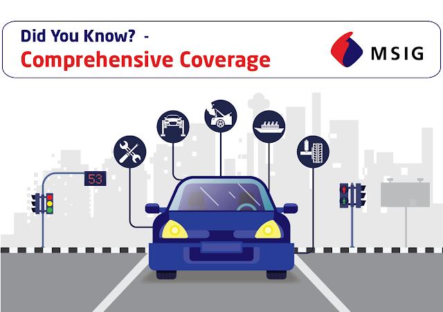 Asuransi All Risk/Comprehensive MSIG