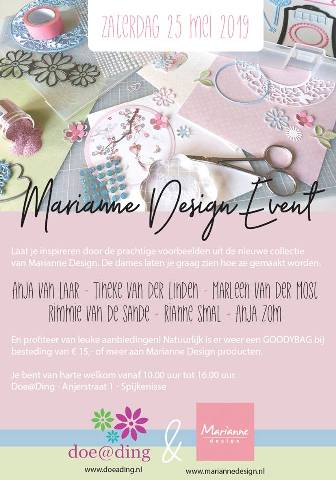 Marianne Design Event