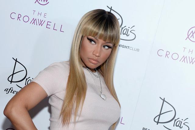 """Nicki Minaj aparece en la portada de """"TIME"""" como una de las 100 personas más influyentes en el mundo."""