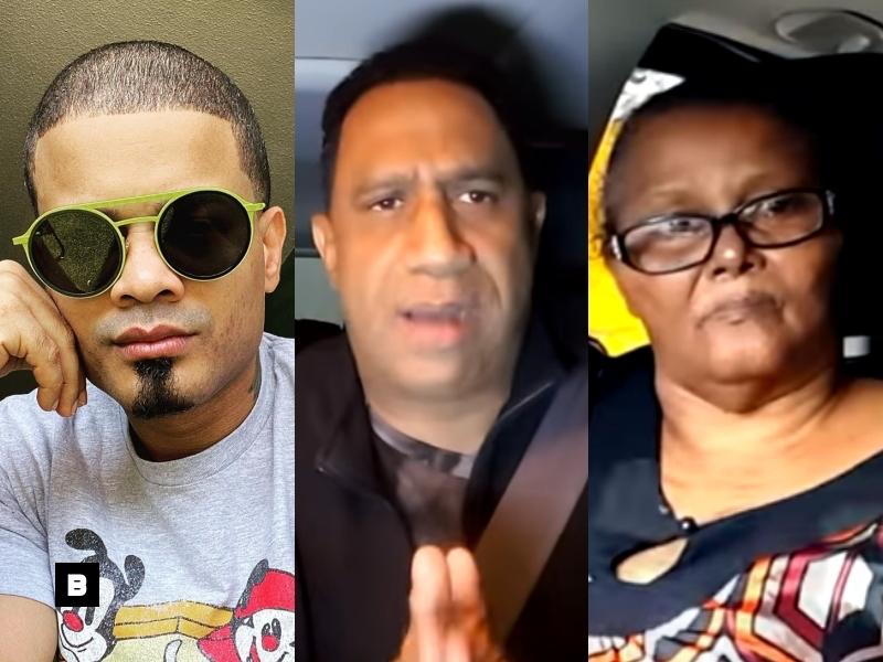 Video: Chico Sandy afirma buscaba reconciliación entre Don Miguelo y su madre