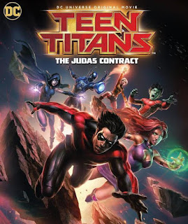 Teen Titans: The Judas Contract(Teen Titans: The Judas Contract)