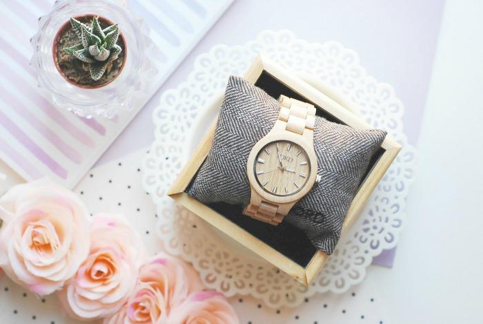 Jord Fieldcrest wood watch review