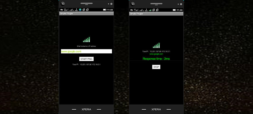 Download Simple Pinger an Application For Stable Network