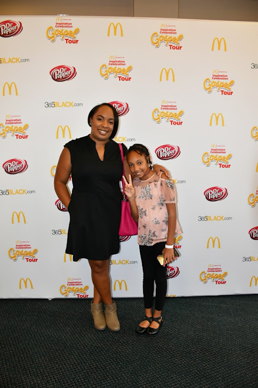 McDonald's Inspiration Celebration Gospel Tour Recap