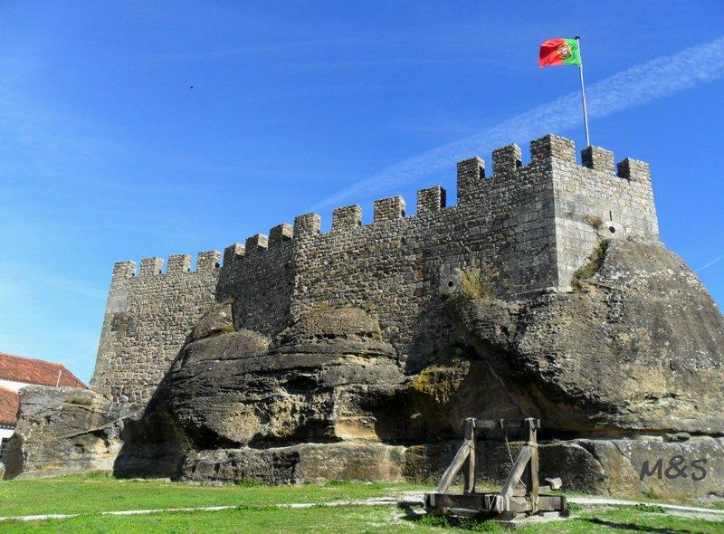 Monumentos e Sítios: Castelo de Penela