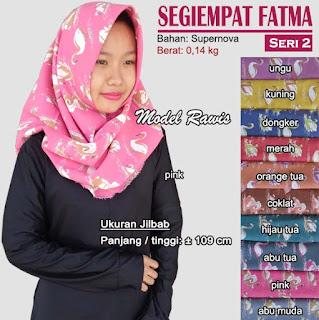 Segiempat rawis motif bulu-fatma 2