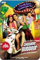 Bollywood Movie Chashme Buddoor in HD Download