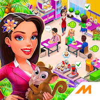 My Cafe Recipes & Stories Apk Mod Dinheiro Infinito