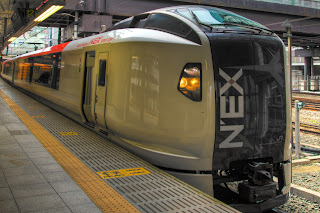Narita Express - N'EX HD wallpapers