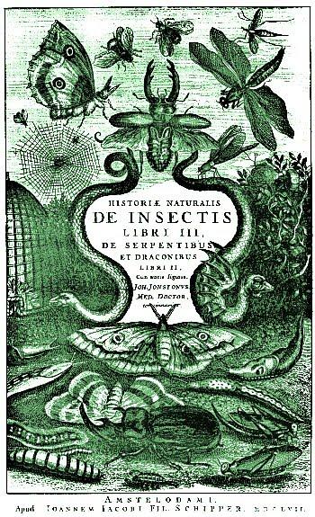 Historia Natural de los Insectos