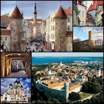 Tallinn, Észtrország