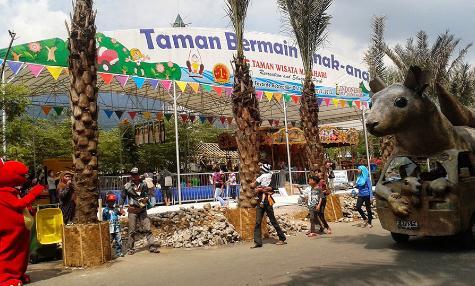 Indonesia kembali lagi ke bogor untuk menikmati pesona pemandangan alam di pegunungan yan 7 Pesona Taman Matahari di Bogor Yang Memikat Hati