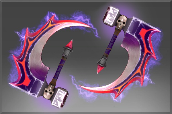The Basher Blades Anti-Mage