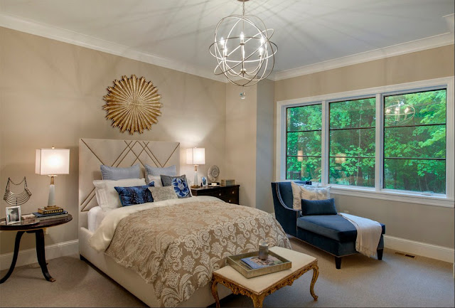 Taupe bedroom decorating ideas bedroom for Taupe bedroom ideas
