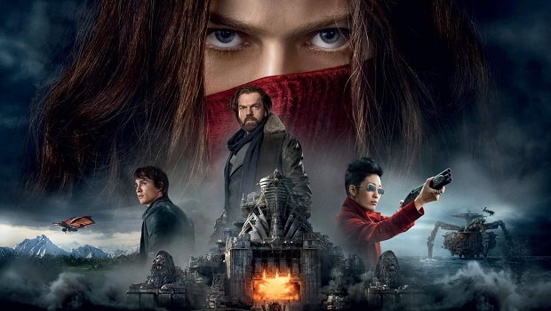 Mortal Engines Filmi Kapak