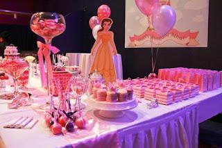 Dekorasi Ulang Tahun Anak Perempuan Tema Princess