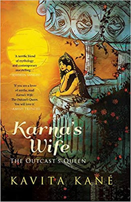 The Karna's Wife : The Outcast's Queen | First Novel of Kavita Kane