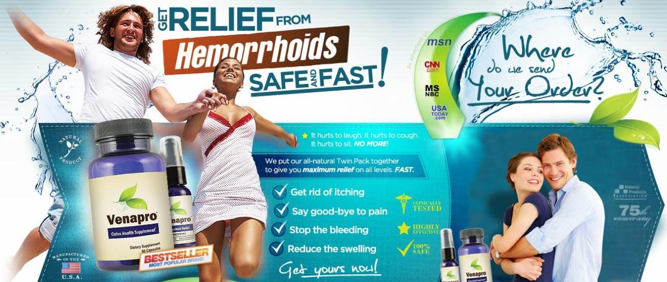 Venapro Review An Honest Review On Venapro Hemorrhoids Treatment