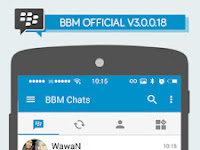 BBM Official V3.0.0.18 Apk Terbaru