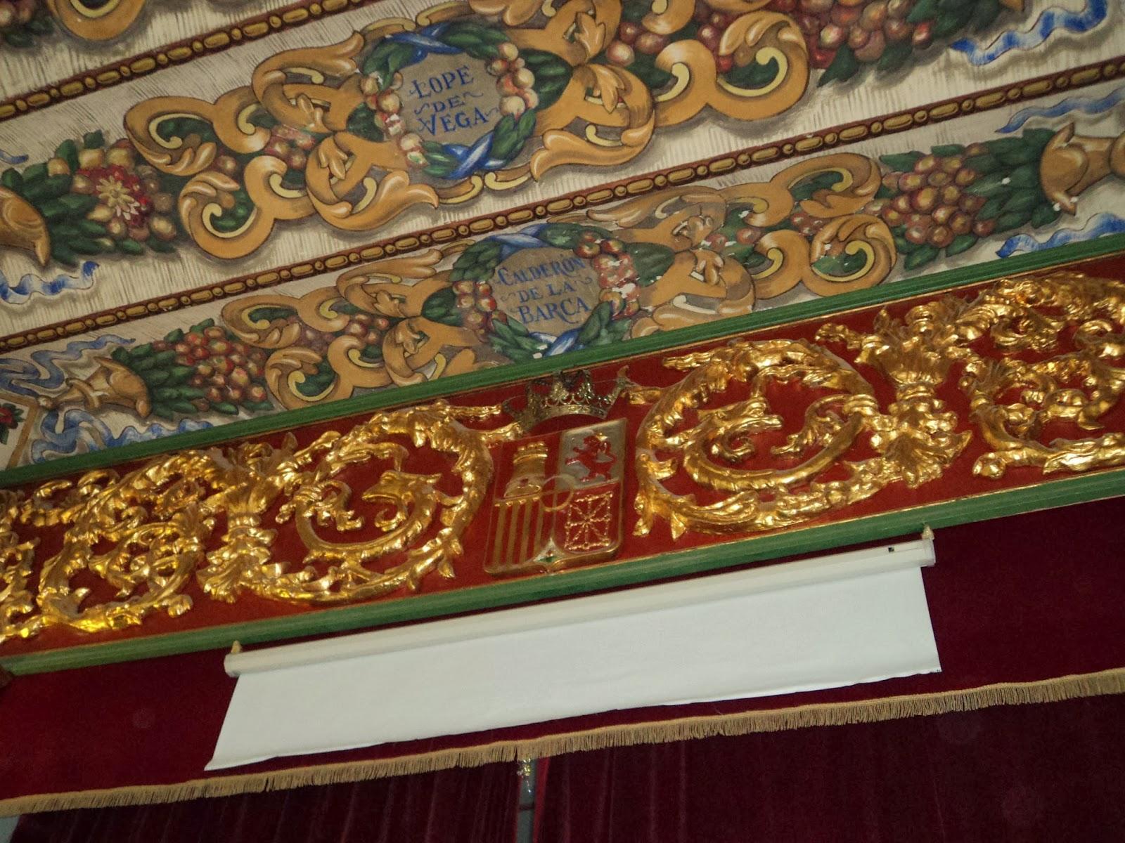 Arte Y Cultura Sevilla Motivos: Cultura De Sevilla: Sevilla Oculta: Teatro Del Grupo