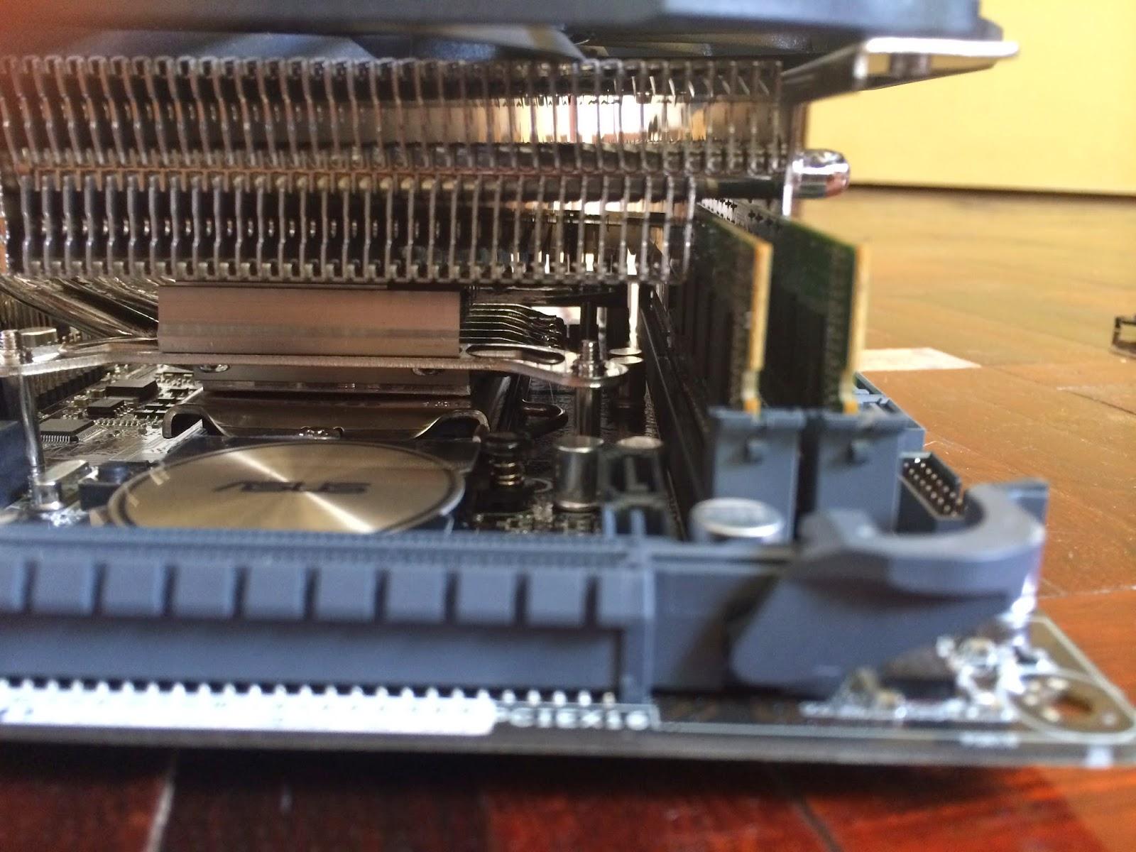 Unboxing & Review: Prolimatech Samuel 17 Low Profile CPU Cooler 10