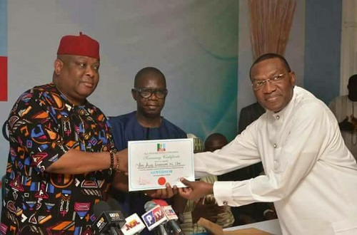 Anambra 2018: Senator Andy Cleared For APC Gubernatorial Primary Election