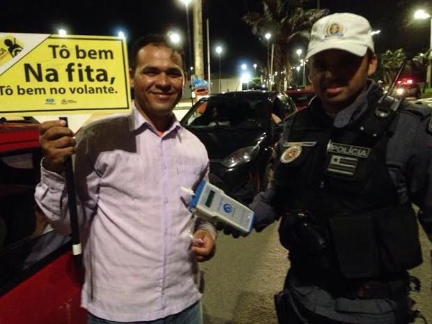 Operação Lei Seca autua 111 motoristas alcoolizados, em São Luís