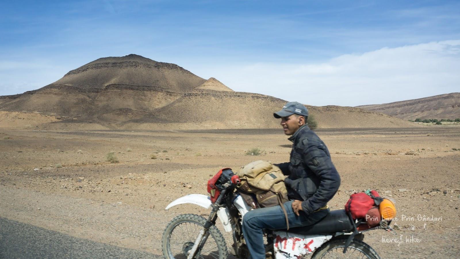 Intalnirea omului marocan