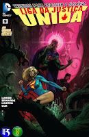 Os Novos 52! Liga da Justiça Unida #9
