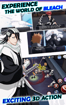 Game Bleach Brave Souls Versi 3.2.1