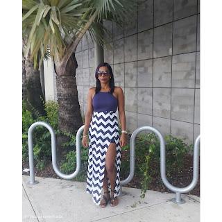 Maxi Dress #OOTD