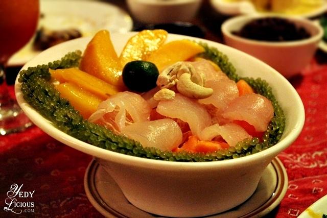Tubbataha Salad at Kalui Restaurant Best Restaurants in Puerto Princesa Palawan Philippines YedyLicious Manila Food and Travel Blog