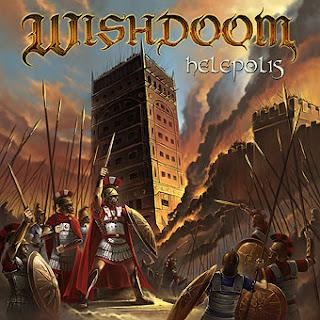 """Ακούστε τον δίσκο των Wishdoom """"Helepolis"""""""