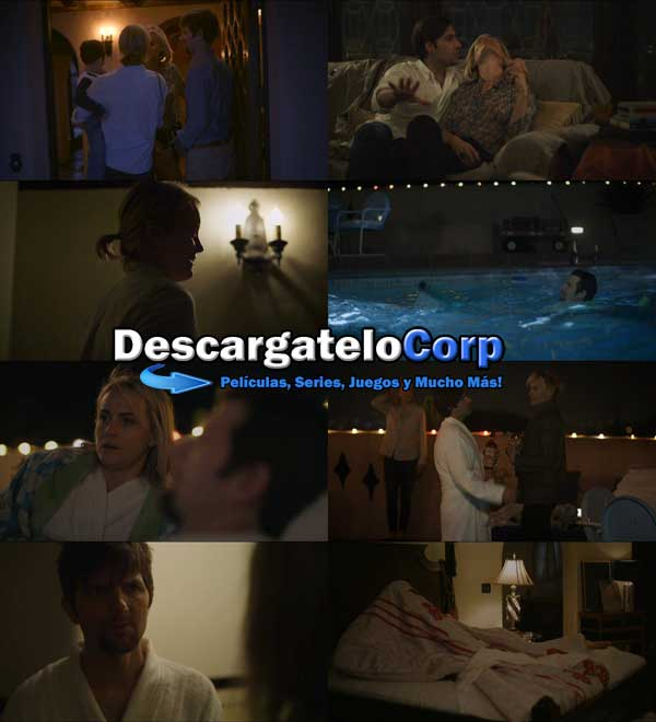 The Overnight DVDRip Latino