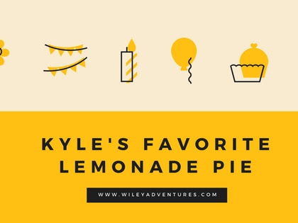 Kyle's Favorite Lemonade Pie