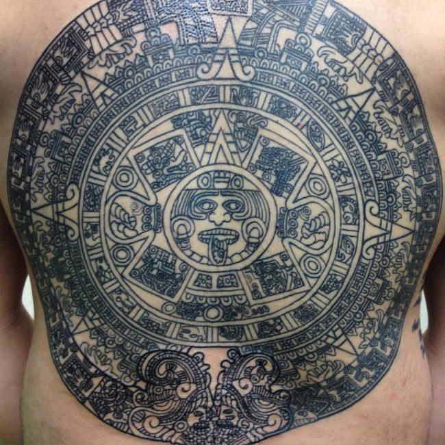 50 tatuajes mayas y su significado