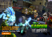PVZ Garden Warfare Ya disponible para Jugar