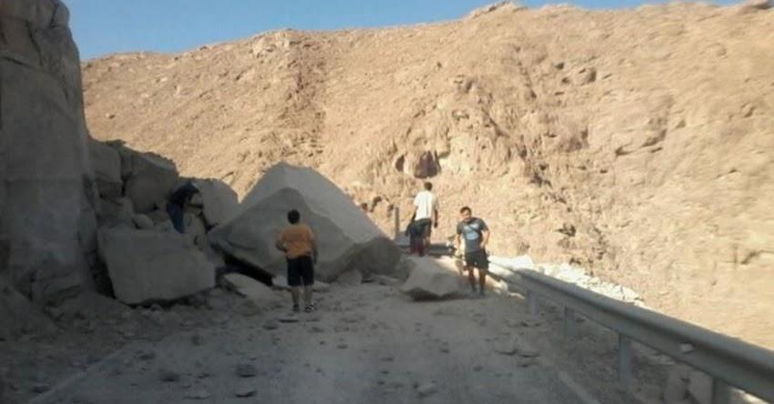 Fuerte sismo en el sur del Perú también se sintió en Arica y Tarapacá - Chile - ONEMI - www.onemi.cl