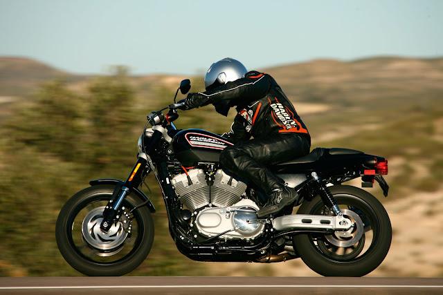 Harley-Davidson XR1200 engine specification